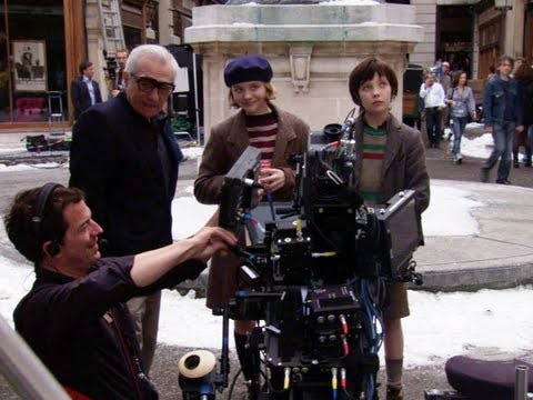 CBS Sunday Morning - Making Hugo: Martin Scorsese's first family film