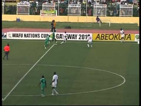 WAFU Cup Final 2010 Nigeria vs Senegal Pt.2