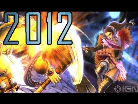 Biggest 2012 Game Releases for Q1