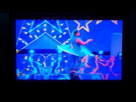 Kajal Sharma On Got To Dance 2013 video