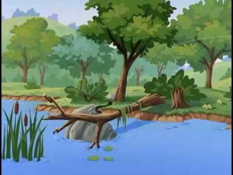 El Pajaro Loco Episodio 3-De pesca