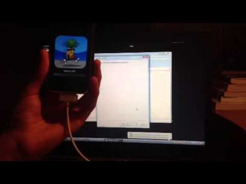 Jailbreak Iphone 3g Ios 4.2.1 Untethered video