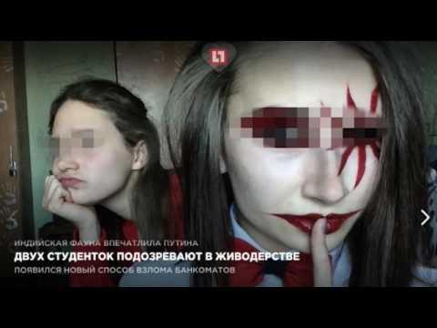 Живодёрки из Хабаровска