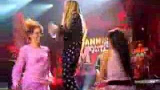 Клип Miley Cyrus - Pumpin' Up The Party