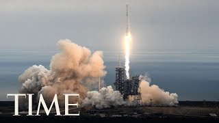 SpaceX Launches Rocket Carrying Christmas Turkey And Fruitcake To The ISS | TIME