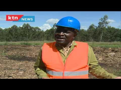 BRIQUETING TECHNOLOGY: Pilot builds Kenya's first briquette industry to fight deforestation