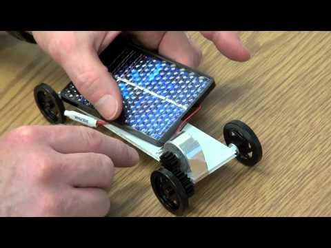 Solar Car Assembly 2
