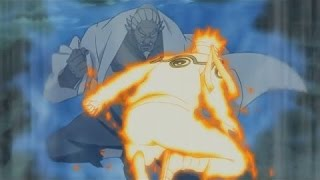 Naruto & Killer Bee vs. A (Uncut) / Ger Sub