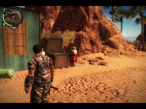 Just Cause 2 Fun with the Grappling Hook