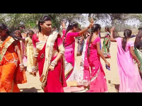 Adivasi Dance Video 2018 New Timli Song !! Chori Lage Top Re !! आदिवासी डांस  !! Vicky Vlogs