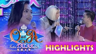 It's Showtime Miss Q and A: Vice Ganda learns a new language