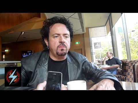 WLF TV: Interview - Steve Lukather (part two)