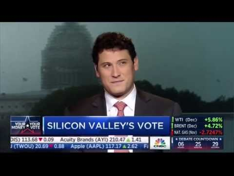 FWD.us President Todd Schulte Discusses Immigration Reform on CNBC