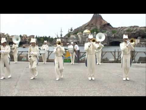TDS  Maritime Band (Naminamina)  TDS マリタイム・バンド(ナミナミナVer)