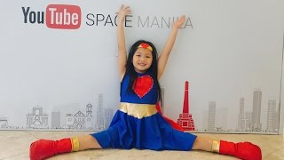 Bug had Fun at the First Youtube Pop-up Space Manila