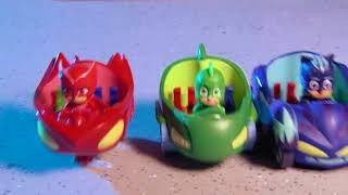 PJ Masks Vehicles vehículos