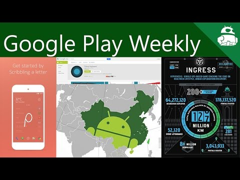 Nokia Z Launcher is out, Google did more things, happy birthday Ingress! - Google Play Weekly