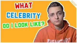 What Celebrity Do I Look Like? *SHOCKING RESULTS*