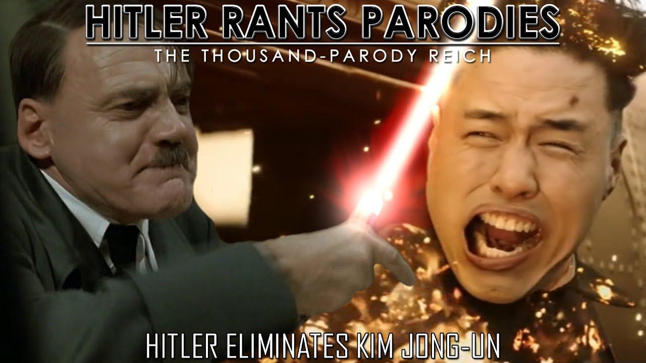 Hitler eliminates Kim Jong-un