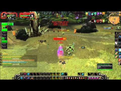 Milkservice - Level 29 Brewmaster Monk Twink Pvp - Days Before Wod video