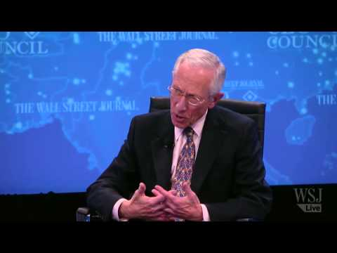 Stanley Fischer Discusses Secular Stagnation