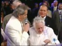 Benny Hinn sings The Longer I Serve Him (The Sweeter He Grows)