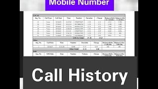 download lagu How To Get Call And Sms Details Or History gratis