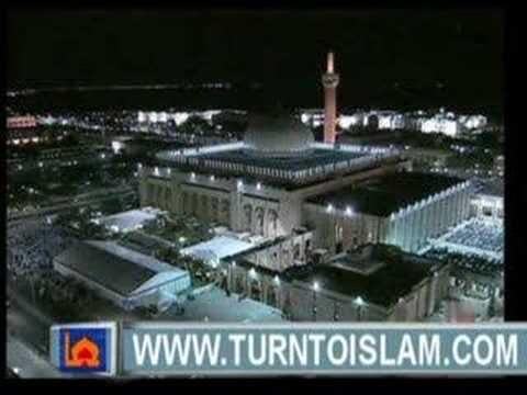 Beautiful Quran recitation in Mosque , Kuwait.