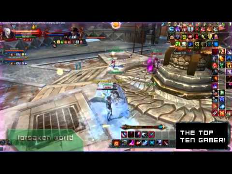 Top 10 MMORPG 2012 Free
