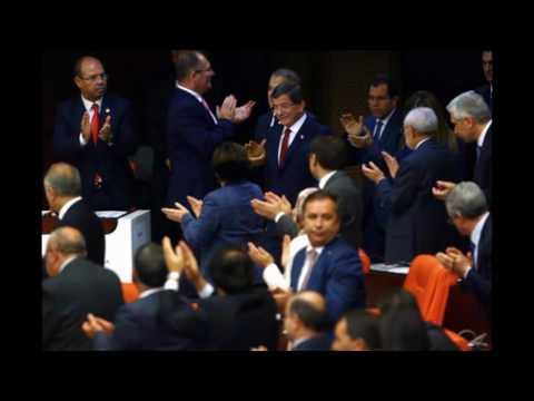 Parliament in Turkey backs lifting immunity from prosecution