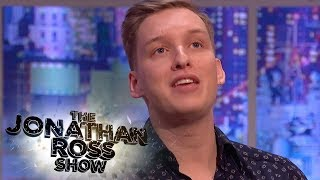 George Ezra's First Live Stage Performance - The Jonathan Ross Show