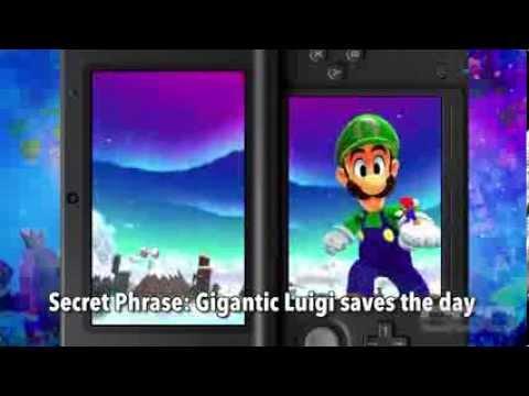 Mario & Luigi Dream Team - Where Will Luigi Fall Asleep?