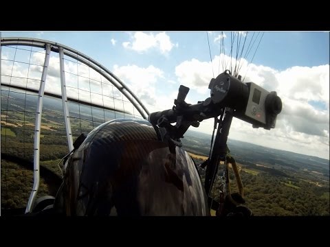 Review for Paramotor Pilots of the FeiyuTech 2 Axis Steady Gimbal