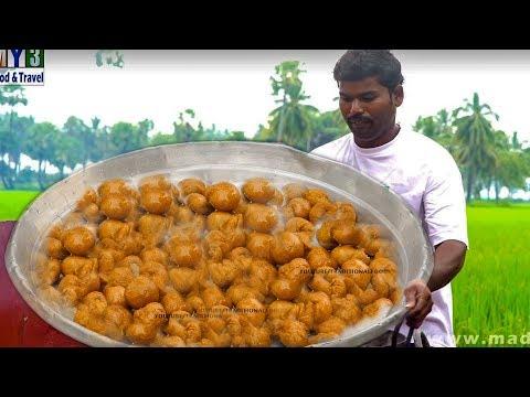 నోటిలో కరిగిపోయే తియ్యని బాదుషా స్వీట్ తయారీ విధానం | Traditional Indian Sweet Badusha Making