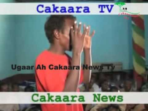 Cakaara News The Only Web Site on Somali State Soil.flv