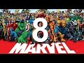 8 Characters Marvel Stole And Just Renamed