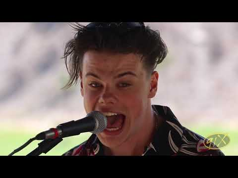 Coachella 2018 // Yungblud at the 91X Flophouse
