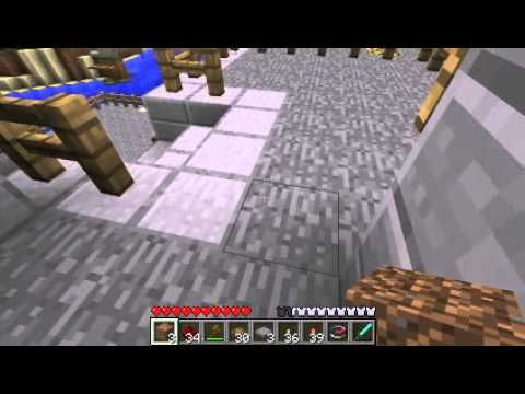 Minecraft Hatch Door Musical Staircase