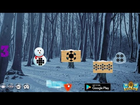 Wow Winter Escape 2017 walkthrough Wowescape.