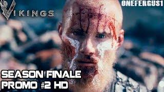"""Vikings 5x20 Trailer #2 Season 5 Episode 20 Promo/Preview HD """"Ragnarok"""" Season Finale"""