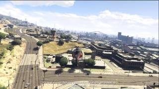 GTA 5 - Mission 51  (part 1/2) - Trevor, Franklin and Michael - Xbox 360 HD