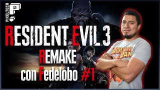 Resident Evil 3 Remake Gameplay con Fedelobo #1 (Intro)