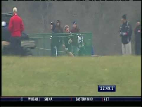 2008 NCAA Men's Cross Country D1 Championship Race (3 of 4)