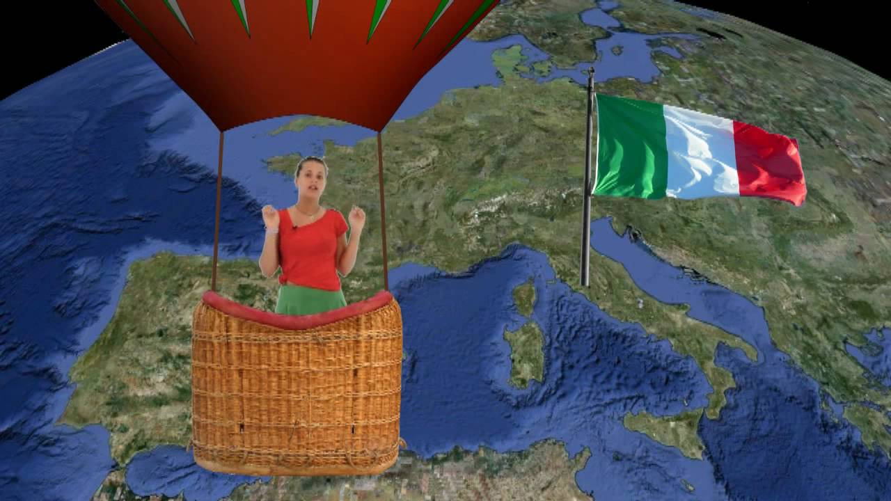 Youtube Facts About Italy For Kids