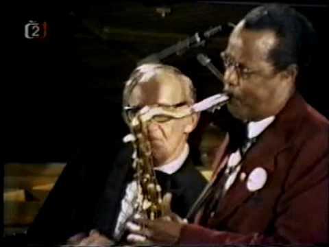 Benny Goodman In Prague Czechoslovakia 1976 #4