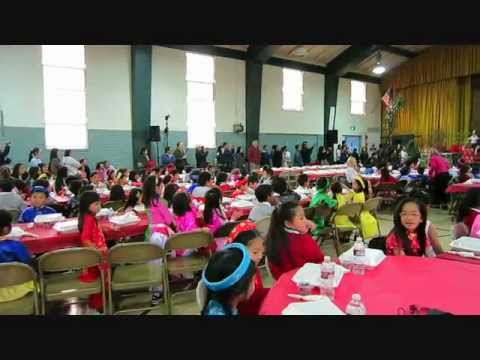 Tet Festival at St Columban School 2013