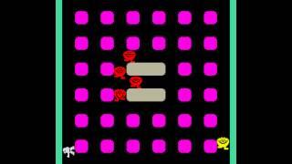 Arcade Game: Warp & Warp (1981 Namco)