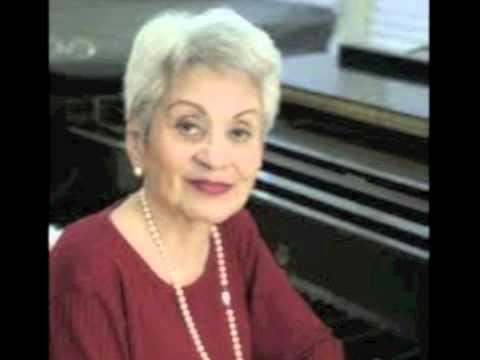 María Teresa Rodríguez interpreta de Cesar Franck, Prelude, Fugue et Variation op. 18