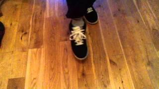 David Blaine Shoelace Trick !!