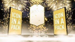 ICON IN MY TOP 100 REWARDS! FIFA 19 ULTIMATE TEAM